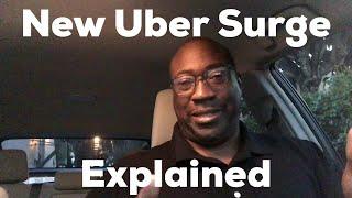 Uber New Surge