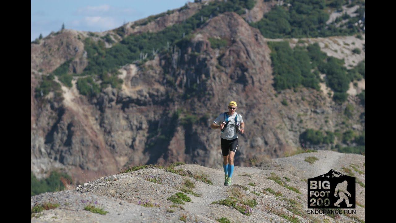 Bigfoot 200 Endurance Run – Hardest Ultra in the USA? Documentary Kerry Ward