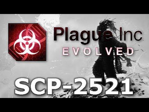 Plague Inc: Custom Scenarios - SCP-2521