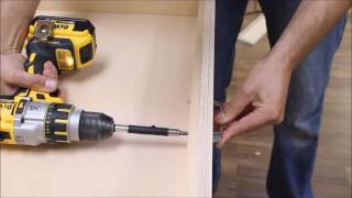 Lockdowel Face Frame Cabinet Quick Assembly (2/2)