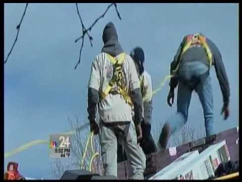 Oregon, Ohio - Roof Deployment Project - Channel 24