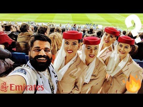 VIP El Clásico Experience with Emirates 🔥🔥🔥