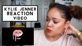 REACTING TO KYLIE JENNERS GLOSSES VIDEO