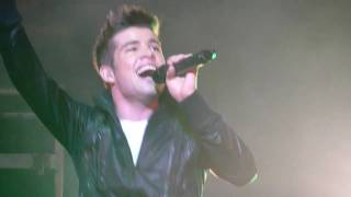 Joe Mcelderry, Keyfund Winter Extravaganza, Newcastle City Hall- Real Late Starter