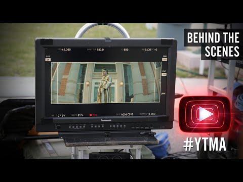 Ed Sheeran & Emil Nava - [Exclusive Behind the Scenes - YTMAs]