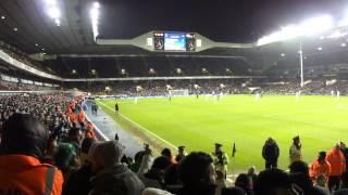 preview picture of video 'Europa League Tottenham -  Panathinaikos 1-1 Zeca Goal!'