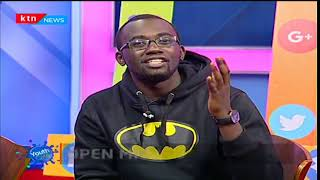 YouthCafe: Open Mic- The new education curriculum in Kenyan Education