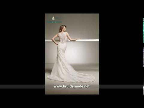 Bruidsmode Pronovias 2018