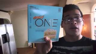 Oh Yeah Protein Bar Review