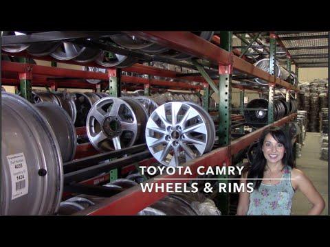 Factory Original Toyota Camry Rims & OEM Toyota Camry Wheels – OriginalWheel.com