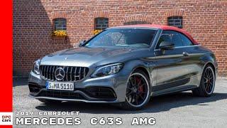 2019 Mercedes C63 S AMG Cabriolet