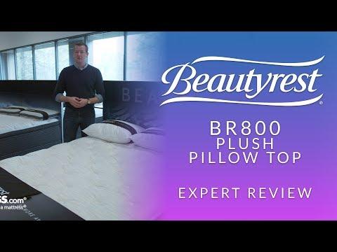 Beautyrest BR800 Plush Pillow Top Mattress Expert Review