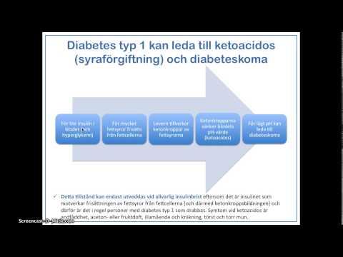 Wunde Füße von Diabetes