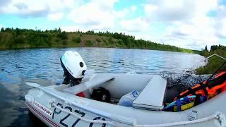 Лодки ниссамаран 270 торнадо