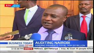 Nairobi county government files injunction to prevent debtors from collecting pending payments