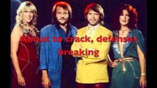 ABBA - Under Attack Lyrics