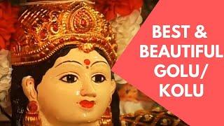 Bommai Kolu in Navarathri Festival