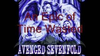 An Epic of Time Wasted - Avenged Sevenfold - Chipmunks