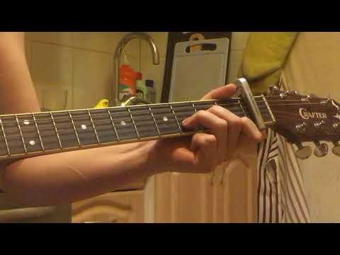 Елка впусти музыку на гитаре