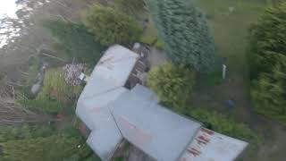 Backyard ripping FPV Freestyle