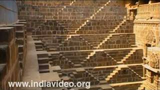 Step Wells: the architectural brilliance, Abhaneri