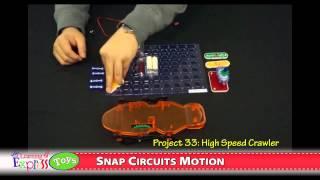 Snap Circuits Motion Set