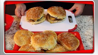 "Dyer's ""Deep Fried"" Hamburgers!  (103 year old recipe!)"