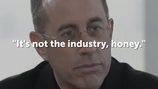 """Jerry Seinfeld on #metoo, Louis C.K. and Harvey Weinstein: """"It's not the industry, honey."""""""