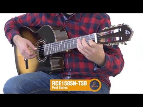 OrtegaGuitars_RCE158SN-TSB_ProductVideo