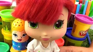 Детские поделки - Сборник видео для детей. Поделки из пластилина. Пластилин ПЛЕЙ ДО, play doh