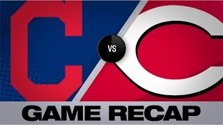 Lindor, Bieber And Perez Lead Tribe To Win | Indians-Reds Game Highlights 7/6/19