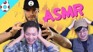 Koreans react to Foreign ASMR (asmr zeitgeist)