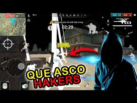 LOS HACKERS VUELVEN A FREE FIRE | Ya no quiero jugar! | Esteban Gonzalez