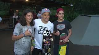 Projeto 'Futuro do Skate' vai beneficiar 240 crianças em Santos
