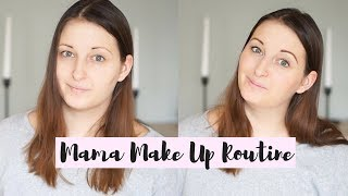 Mein Mama Alltags Make Up // NIVEA 3in1 PFLEGE CUSHION REVIEW