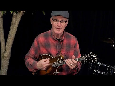 Morning Mandolin Vitamin -- Warm-up Exercise with Alan Epstein