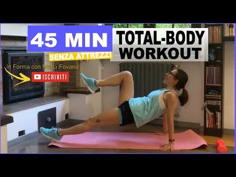 Settimana 4 t25 nessuna perdita di peso