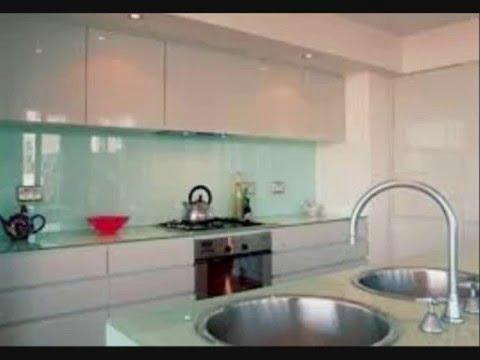 Backpainted Glass backsplash for kitchen New york