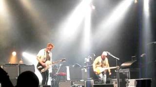 Them crooked Vultures - Warsaw or the First Breath You Take After You Give Up @Pukkelpop 2009