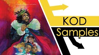 Every Sample From J. Cole's KOD