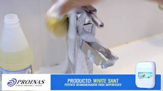 WHITE SANT