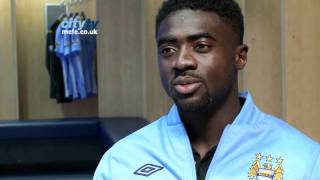 Kolo Toure exclusive interview part one