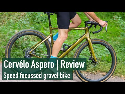 The fastest gravel bike? Cervelo Aspero Review
