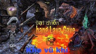 ark survival evolved mobile lava cave - TH-Clip