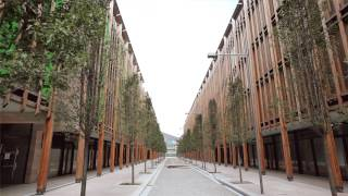 preview picture of video 'Le Albere - Renzo Piano per Trento - new release oct 2012'