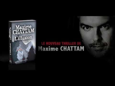 Vidéo de Maxime Chattam