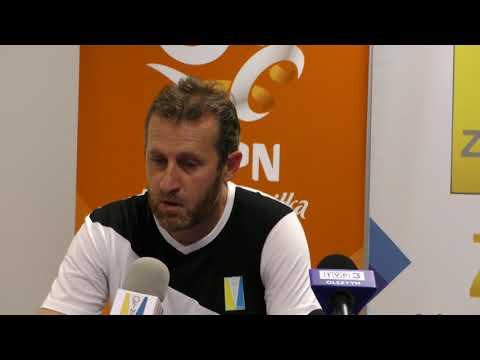 WIDEO: Olimpia Elbląg - Stal Stalowa Wola 0-1 [KONFERENCJA]