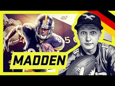 MADDEN NFL 19 (deutsch) First Look | Super Bowl Eagles vs Patriots Gameplay