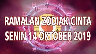 Ramalan Zodiak Cinta Senin 14 Oktober 2019