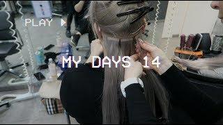 MY DAYS 14: HALLOWEEN JA HIUSTENPIDENNYKSET | Henry Harjusola